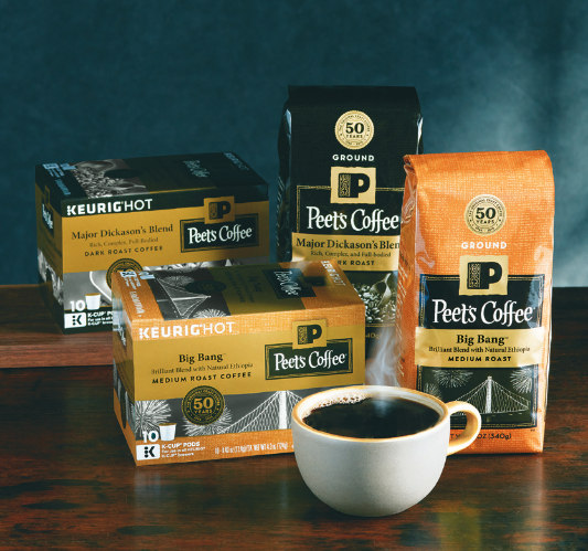Peet's Coffee: Influencing the Industry for 50 Years
