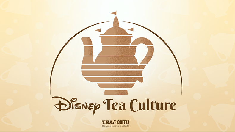 Disney is 'mad about tea'