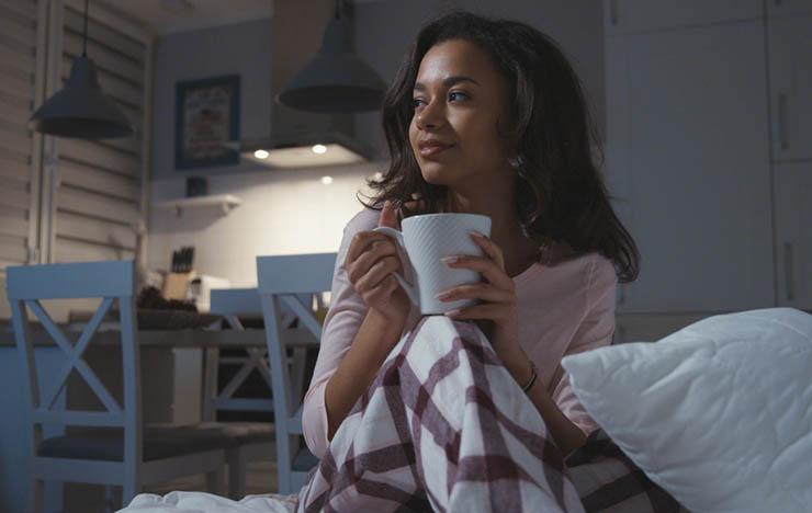 Does caffeine really cause poor sleep?