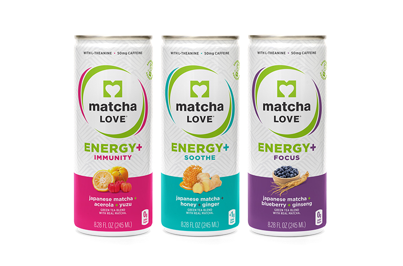 Ito En Launches Plant Based Energy Drink Matcha Love Energy Tea Coffee Trade Journal