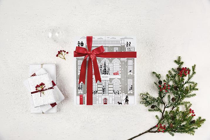 Newby Teas unveils latest advent calendar design   Tea ...