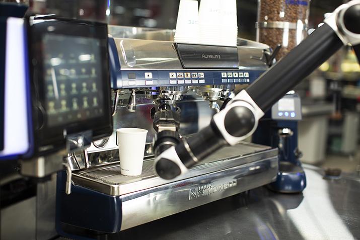 Robotic baristas: job killers or industry drivers?