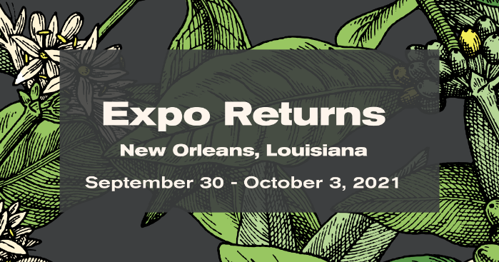 With coffee and some criticism – the SCA Expo goes forth