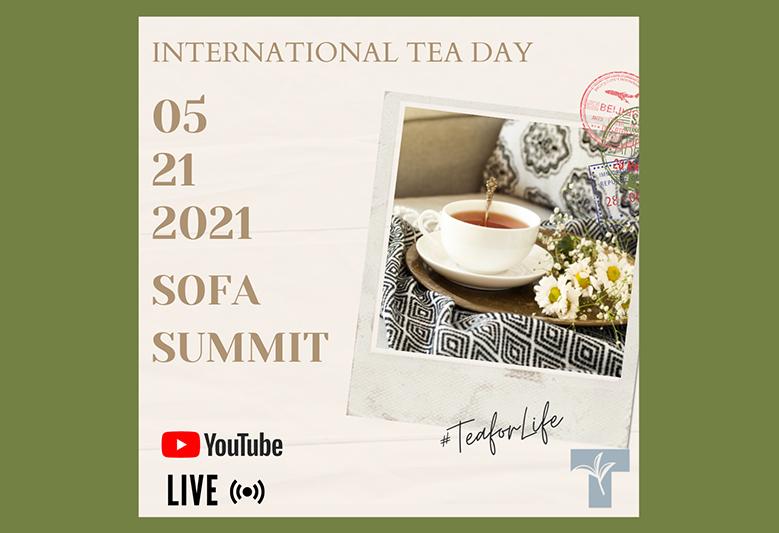 Celebrating the 2nd International Tea Day