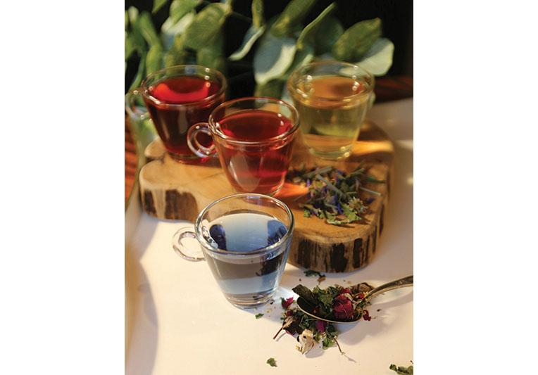 Moving beyond tea's wellness message
