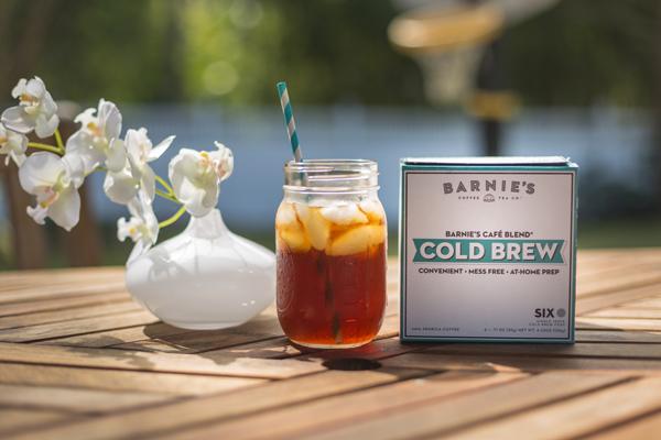 Barnie S Coffee Tea Co Launches Cold Brew Single Serve Pods Tea Coffee Trade Journal